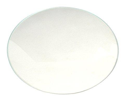 Optisches Ersatzglas für Uhren-flach, Dicke 1mm x 29mm, Lg W 18