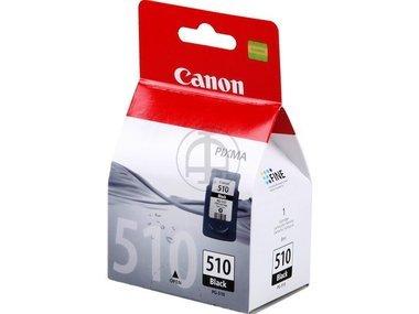 Canon PG-510Tintenpatrone für Tintenstrahldrucker (schwarz, schwarz, 9ml)