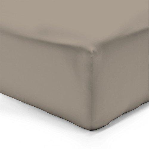 Draps housse - 100% coton renforcé