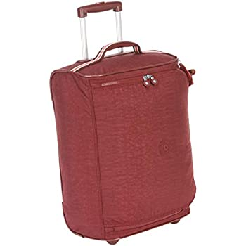 29968904ec8 Kipling TEAGAN XS Hand Luggage, 50 cm, 33 liters, Brown (Burnt Carmine M)