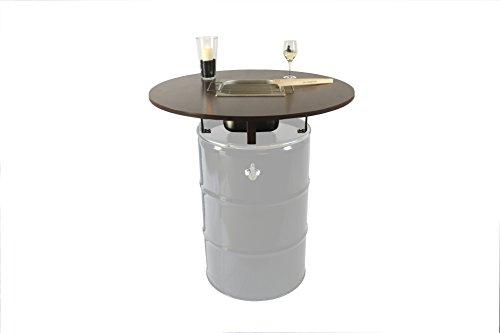 Rogges-RelaxGrill-Accesorio-de-mesa-para-barbacoa-para-barril-de-aceite-de-200-l-con-parilla-de-acero-inoxidable-y-tapa