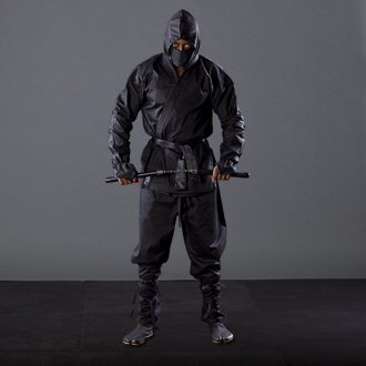 Ninja-Anzug /Marke BLITZ