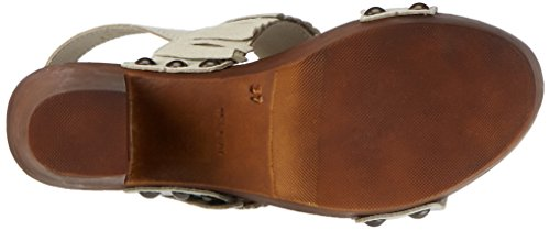 Wrangler Willow, Sandales  Bout ouvert femme Grau (LT. GREY)