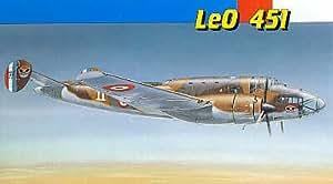 Smer 843 Leo 451 1:72 Plastic Kit Maquette