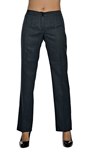 Isacco Pantalone Donna Trendy - Isacco Antracite - 19344