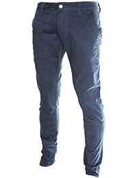 D-Skins - Pantalon chino navy Slim - DK-8512