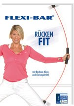FLEXI-BAR® DVD Rückenfit, mehrfarbig, 1147