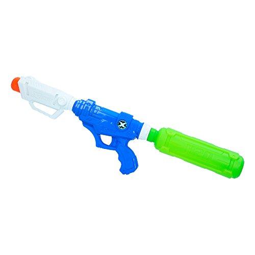 X-Shot-44609 Pistola de Agua Tornado, Multicolor (Colorbaby 44609)