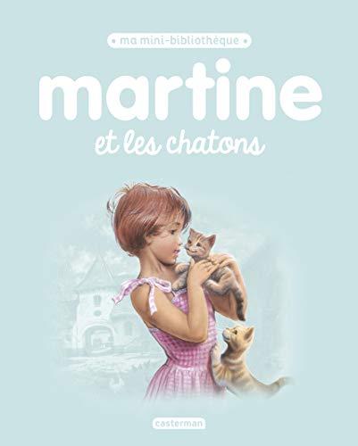 Martine et les chatons
