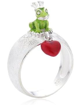 Heartbreaker Damen-Ring Froggy 925 Sterlingsilber - LD FG 13 GR
