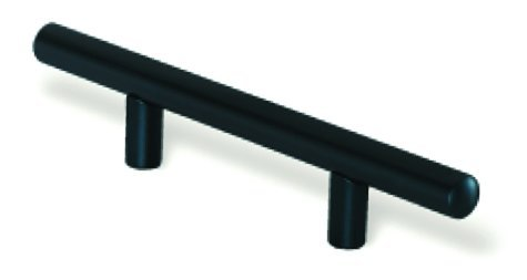 Siro 45-144europäischen Reling Collection 711mm. Matt Schwarz Bar Pull