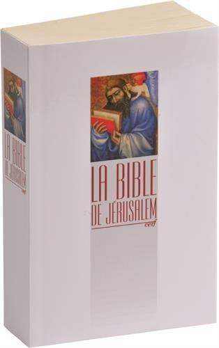 La Bible de Jérusalem par Cerf