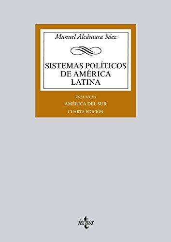 Sistemas políticos de América Latina: 1 (Derecho - Biblioteca Universitaria De Editorial Tecnos)