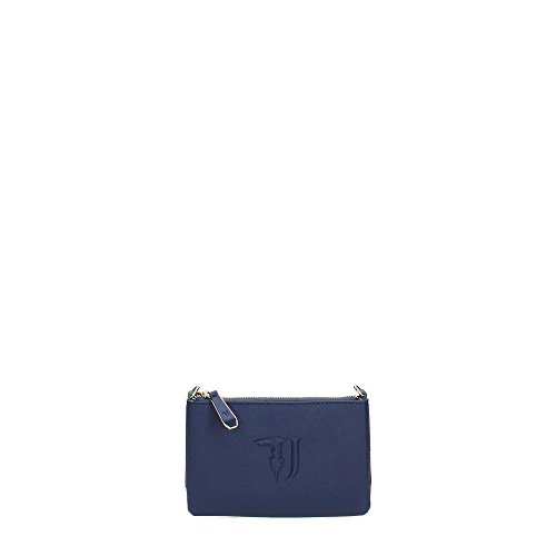 Trussardi Jeans 75B563XX Pochettes Donna Ecopelle BLU BLU TU