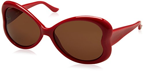 Moschino Sonnenbrille MO-59805-S (58 mm) rot