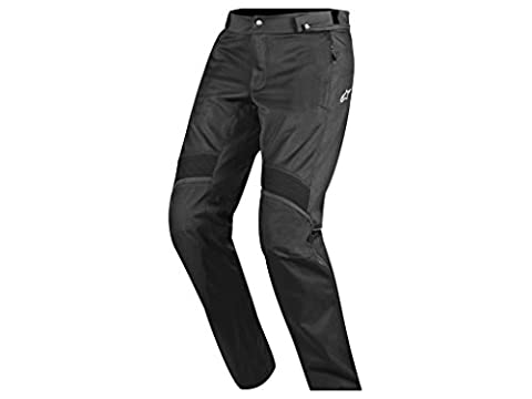 Alpinestars - Motorcycle jeans - Alpinestars Oxygen Air Riding Pants Black - 3XL