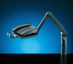 hansa-tsa-5020004-telephone-arm-black