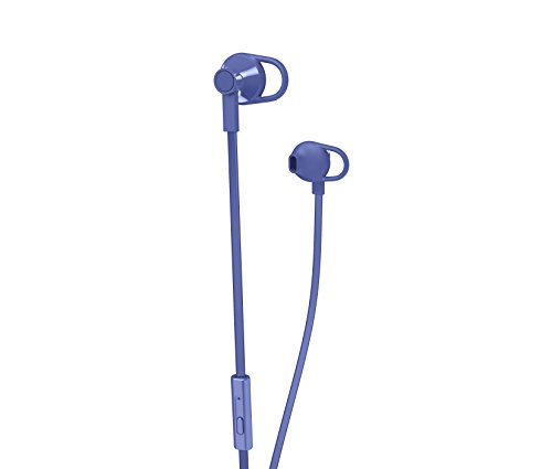 HP 150 (2AP91AA) kabelgebundene Kopfhörer (3,5mm Anschluss, In Ear) blau