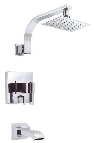 Danze D510044T Sirius Single Handle Tub and Shower Trim Kit, Chrome by Danze