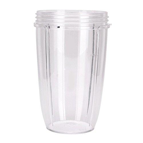 UNIQUEBELLA Ersatzteile Für Nutribullet , 24 OZ Kleine Tasse ,Cup Entsafter Zubehör Für NUTRIBULLET Blender Entsafter Nutri-ninja-tassen