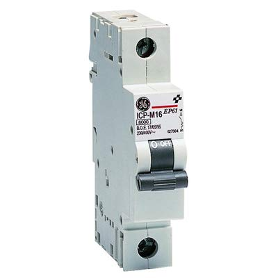 Gepc eb61icp10 - Magnetotermico unipolar icp-m 10a 1 módulo 6ka