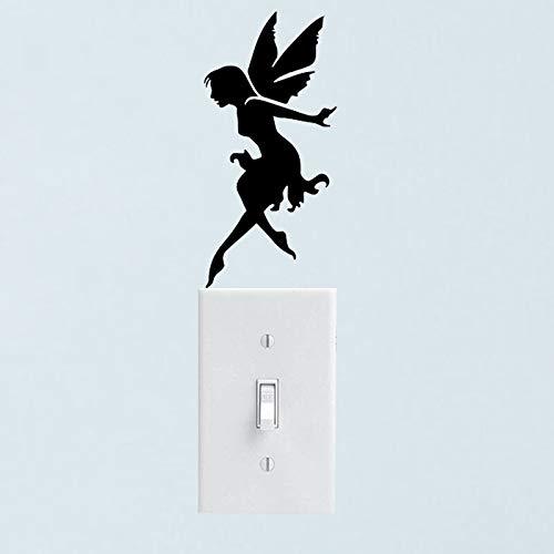 haotong11 5 Juegos de calcomanías de interruptores de luz Pegatinas de Pared...