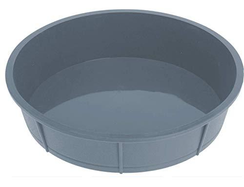 LS Design Silikon Obstkuchenform Tortenbodenform Tortenform Kuchenform Ø 27cm Rundform
