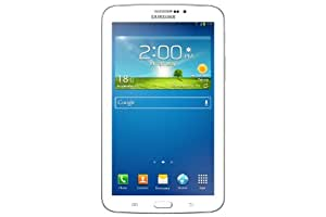 """Samsung Tab 3 Tablette Tactile 7"""" Android Wi-Fi Blanc (import Allemagne)"""