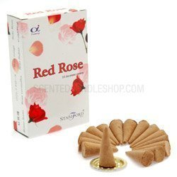 Stamford-Incense-Cones-Red-Rose