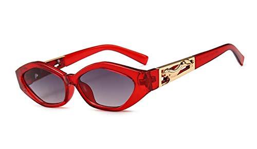 Jeewly Klassische Sportsonnenbrille, Small Rectangle Sunglasses Women For Men Polygon Eyewear UV400