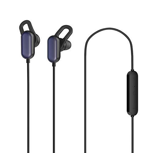 (Renewed) Just Launched: Mi Sports Bluetooth Wireless Earphones with Mic (Black) Image 4