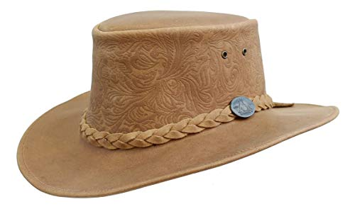 Kakadu Australia - Chapeau western - Homme - marron - XX-Large