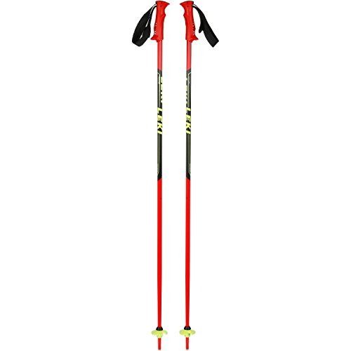 Leki ' Racchette da sci Racing Kids, rot/scharz (709), 105 cm
