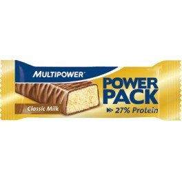 Multipower Power Pack Protein bar 35g (Taste: Classic Milk)