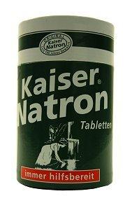 Kaiser Bicarbonato Sodio Pastiglie, 100 Pezzi