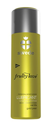 Swede fruity love lubricante manzana golden vainilla