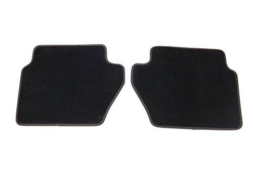 Preisvergleich Produktbild Echte 2012Ford FIESTA ab–Teppich Set (vorne und hinten)