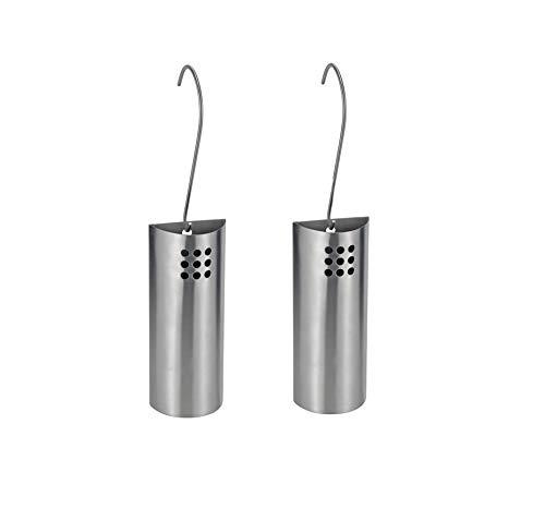 HI - - Humidificador de aire para radiador (acero, 2 unidades)