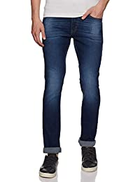 Amazon Brand - Symbol Men's Stretchable Jeans