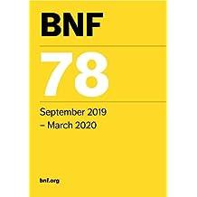 BNF 78 (British National Formulary) September 2019