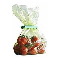 Lakeland StayFresh Longer Vegetable Storage Bags, 25 x 38cm - Pack of 20