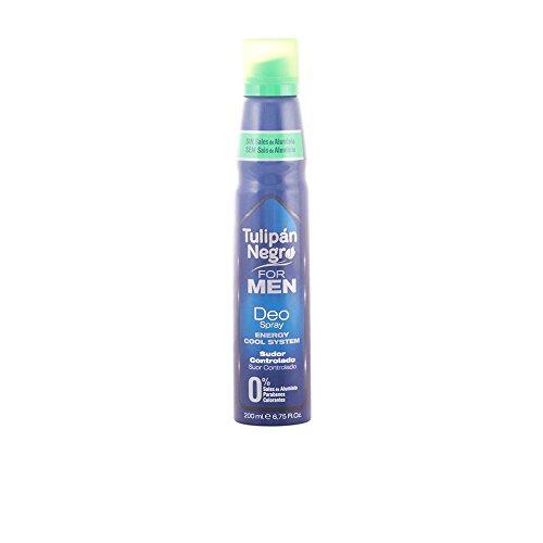 Tulipán Negro For Men Deodorante Spray - 200 ml