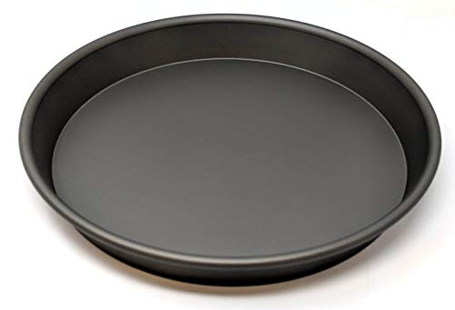Top Quality Professional Grade Hard Anodised Aluminium Pizza Pan 10 Inch