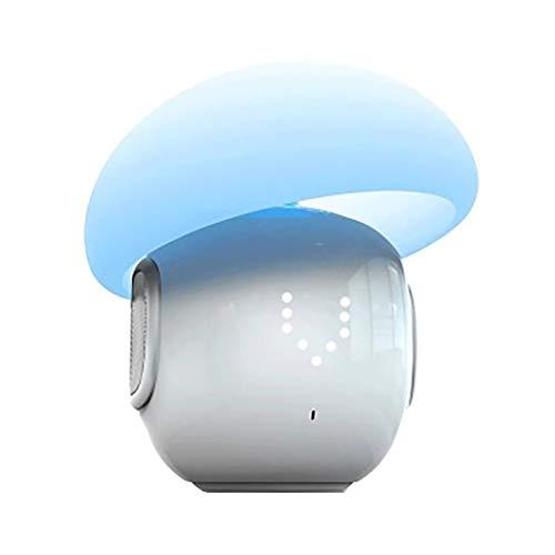 QAR Rotierende Führungslicht Bluetooth Audio Licht Weisheit Emotionale Musik Licht Umwelt Nachtlicht Benutzerdefinierte Alarm Audio
