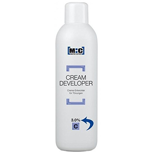 Comair M:C Cream Developer 3.0 C 1000 ml