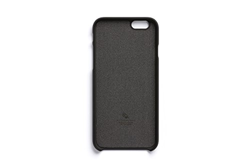 Bellroy iPhone 6s Phone Case aus Leder, Farbe: Black Black