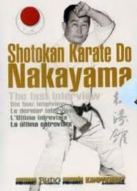 DVD: NAKAYAMA - SHOTOKAN KARATE DO (449)