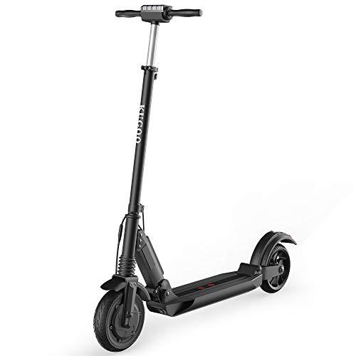 Patinete Eléctrico para Adultos HOMMINI Scooter Eléctrico Plegable Adultos KUGOO S1 Velocidad Máx...