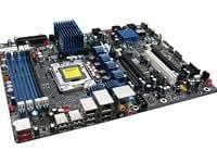 Intel Desktop Board DX58SO Extreme Series Carte-m ère ATX iX58 LGA1366 Socket SATA-300 (RAID) Gigabit Ethernet FireWire audio haute d éfinition (8 canaux)