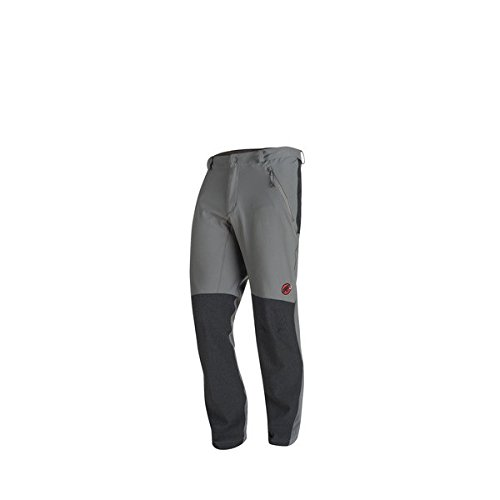 Mammut Base Jump SO Pants titanium/black